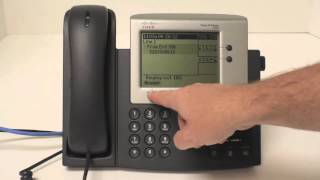 Cisco 7940 How to answer a call