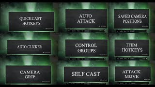 Dota 2 Best/Optimal Control Hotkey Setup