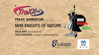 TraxxFM Interview: MHB Knights of Nature