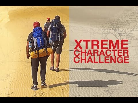 Xtreme Character Challenge - 6th Of February 2020 - 4M Egypt