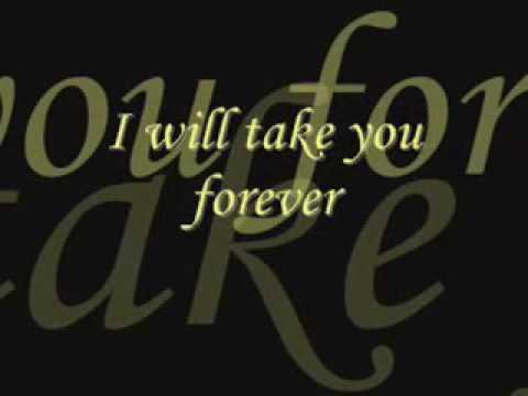 I Will Take You Forever (LYRICS) - Kris Lawrence feat. Denise Laurel
