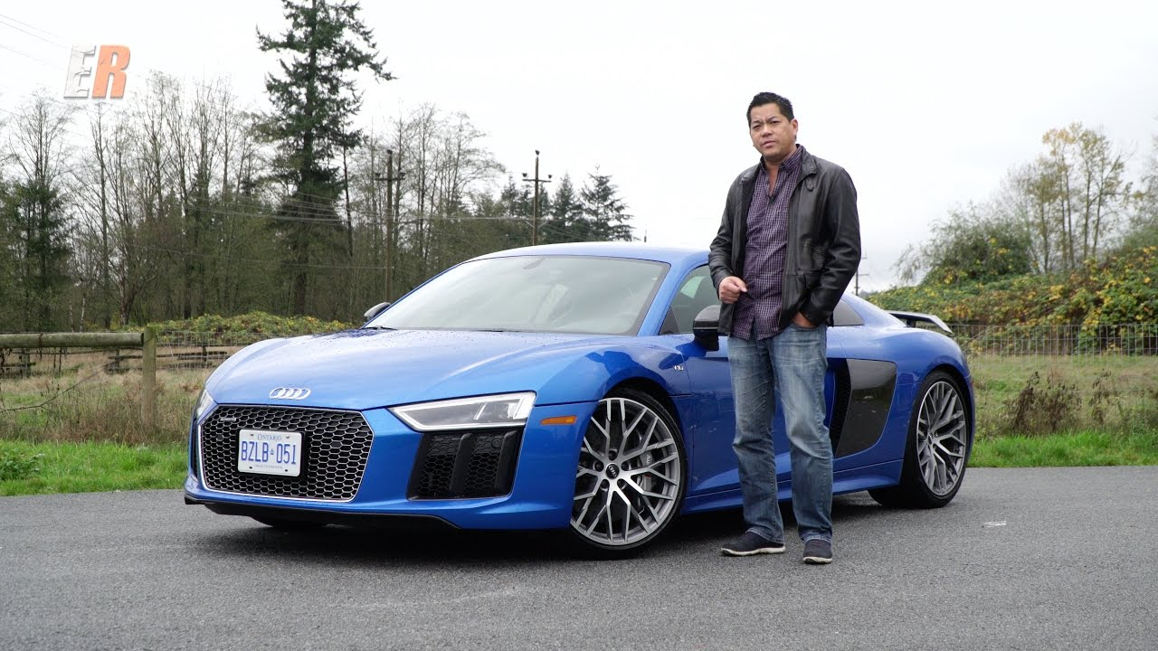 Audi Plus A Everyday Supercar Review Youtube