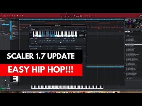 MAKE EASY HIP HOP BEATS WITH PLUGIN BOUTIQUE SCALER 1 7