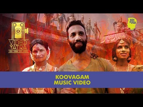 Wild: Benjamin Ian Cocks   Koovagam Music Video   101 Video Yatra   Unique Stories From India