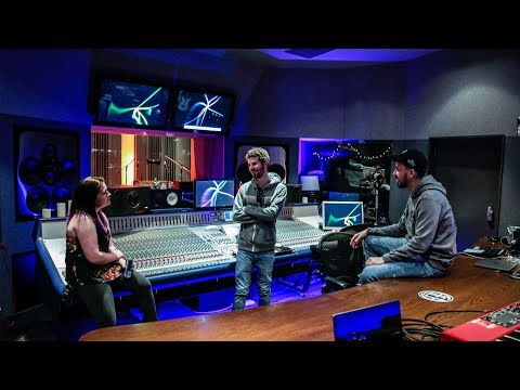 Stagelight Mentor Session With Linkin Park And Lauren Dair