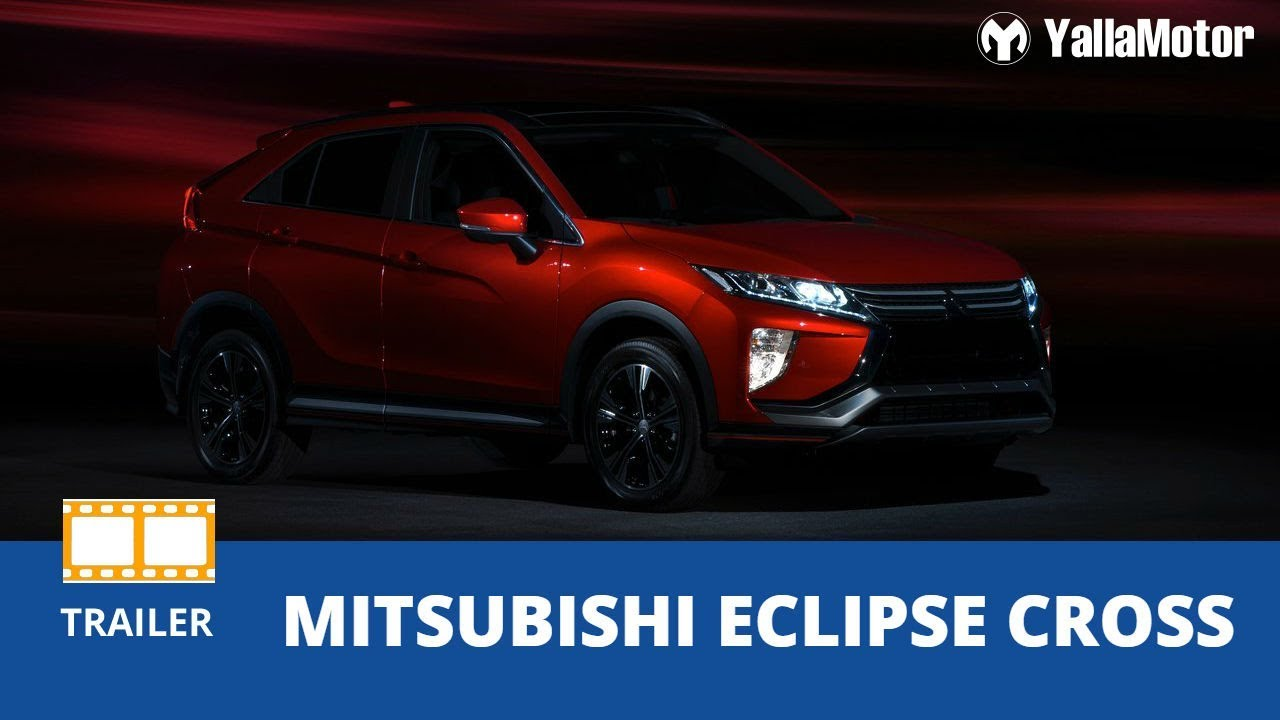 2018 Mitsubishi Eclipse Cross Yallamotor Com Youtube