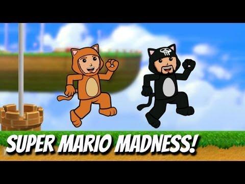 Two Best Friends Play Super Mario 3D World (Trailer)