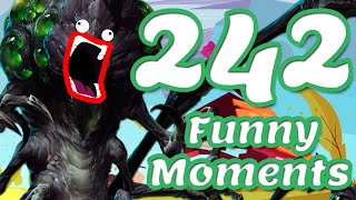 Heroes of the Storm: WṖ and Funny Moments #242