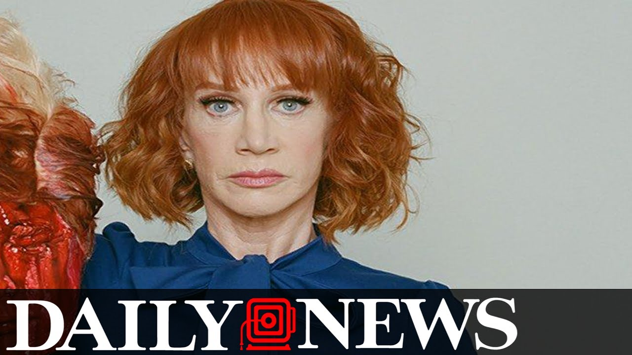 Kathy Griffin and Tyler Shields, who won't apologize for his 'art,' knew ...