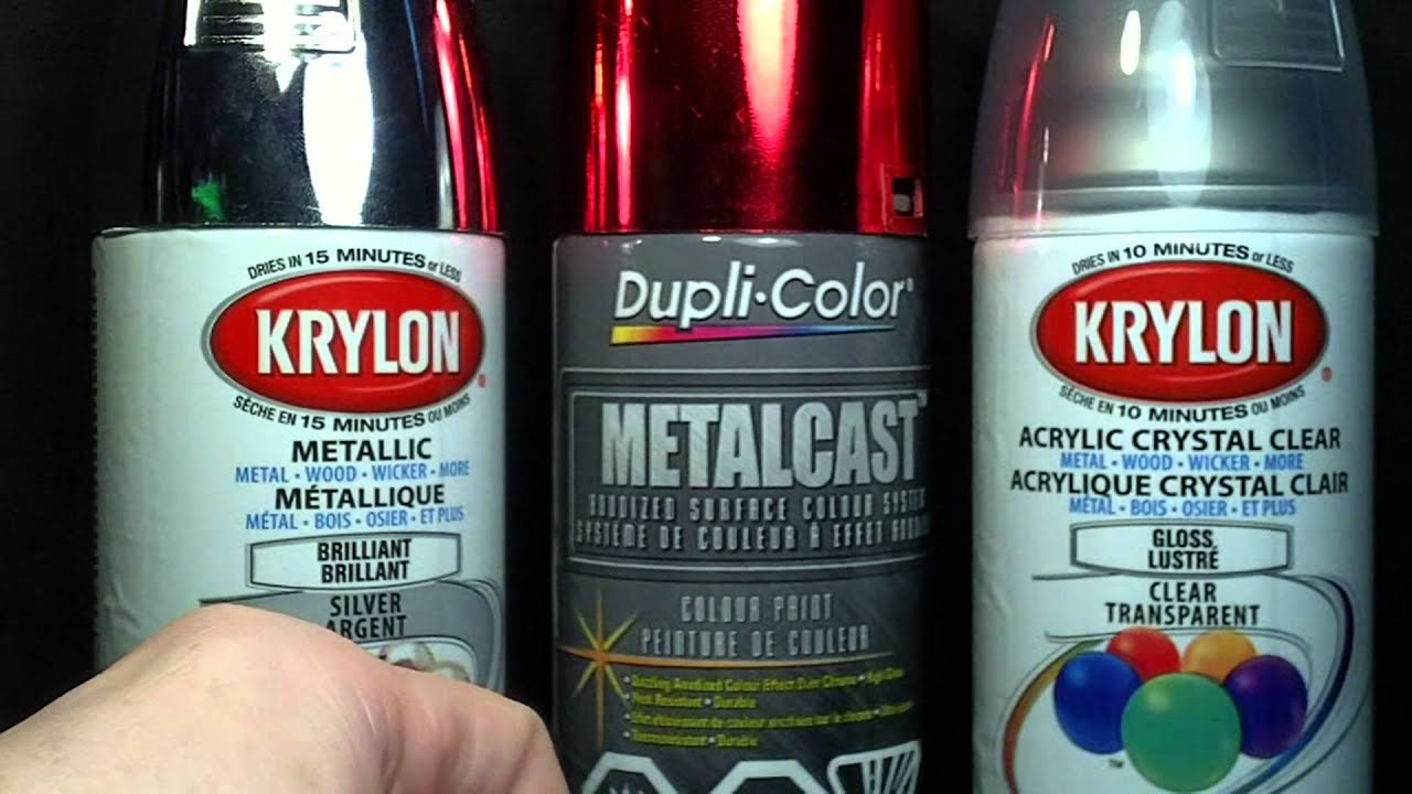 Prime92 Experiments: Dupli-Colour Paint - YouTube