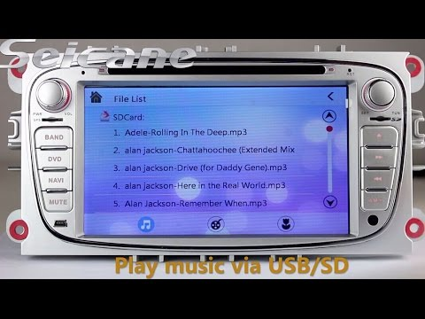 2010 Ford Transit Connect aftermarket radio dvd gps navigation – Ford Transit Connect Wiring Diagram