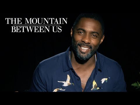 The Mountain Between Us   Idris Elba Reads Fan Fiction   20th Century FOX