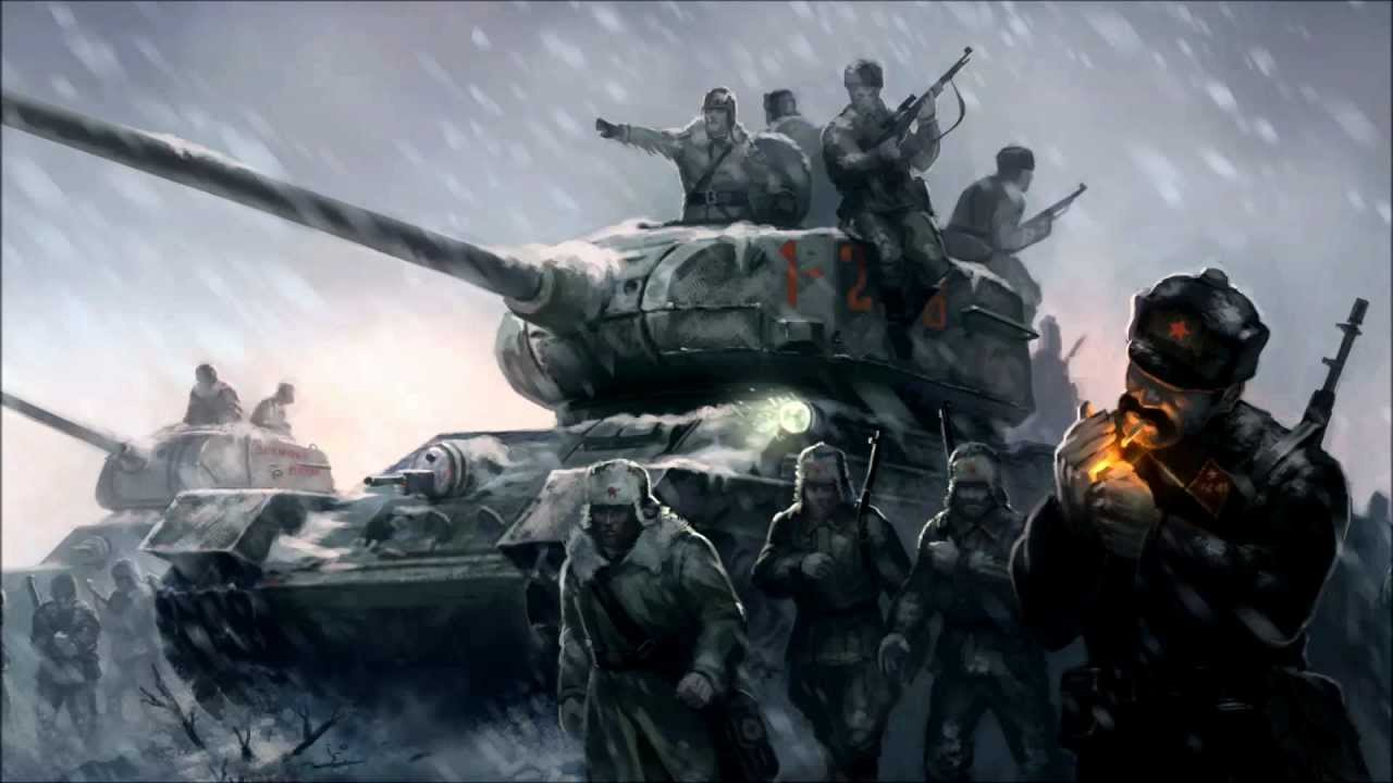 Company Of Heroes 2 Soundtrack - Menu Theme