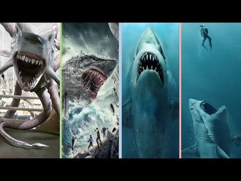 10 Largest Sharks in Movies