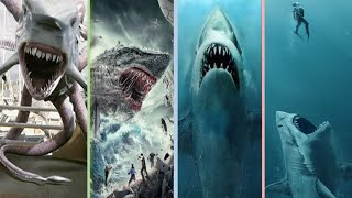 10 Largest Sharks iฑ Movies