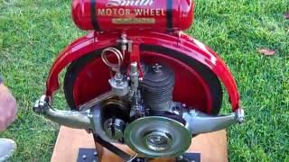 1915 Smith Motor Wheel