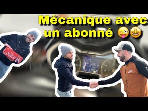 J'ENTRETIEN LE VÉHICULE D'UN ABONNÉ !! IL REPART A NEUF !!!