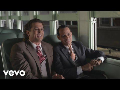 Carlos Vives - Cuando Nos Volvamos a Encontrar - Behind the Scenes ft. Marc Anthony