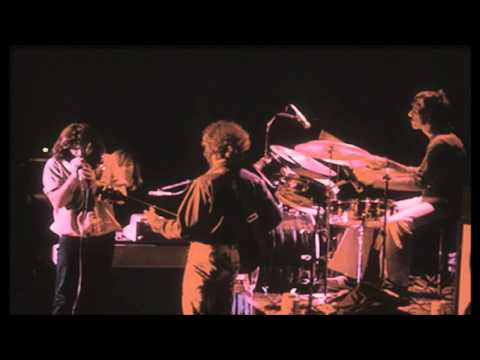 The Doors The End (late show) Live Dallas State Fair Music Hall 1970