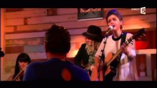 Katie Melua - I Will Be There (C à vous France 5) 10.09.13