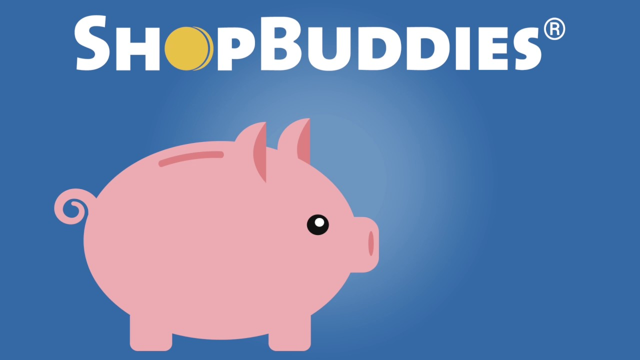 Cashback shopping with 100% cashback discount? | ShopBuddies