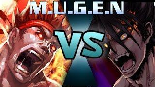 M.U.G.E.N Evil Ryu vs Devil jin 2