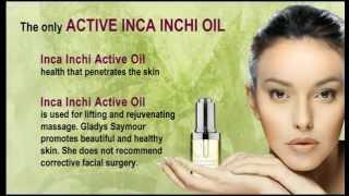 Inca Inchi Oil - Legacy of the Incas.