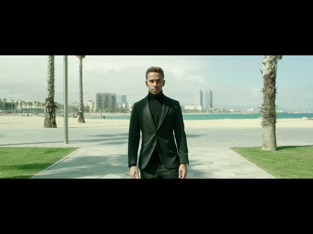 The Own Your Journey campaign starring Lewis Hamilton, Mercedes-AMG Petronas Motorsport driver
