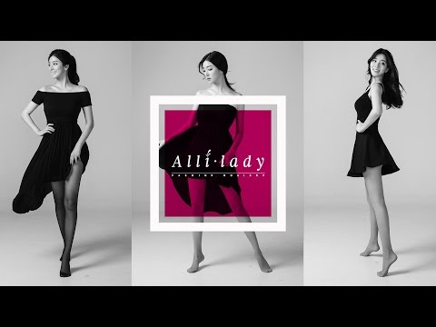 ALLI LADY Fashion Pantyhose Promotion (English)