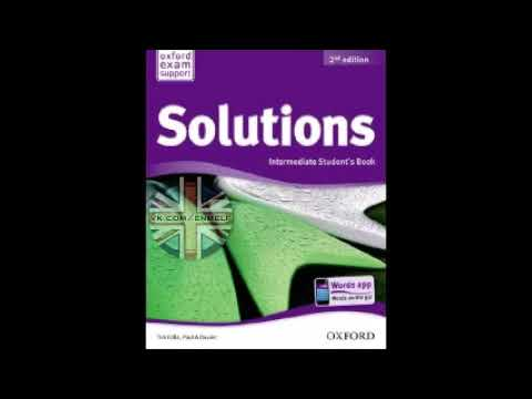 Solutions 2nd Edition   Intermediate    CD1