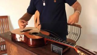 Como trocar as cordas da Viola