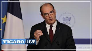 🔴 Castex annonce la FIN DU PORT DU MASQUE en extérieur et du COUVRE-FEU