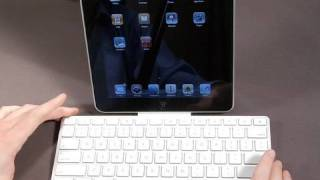 Apple iPad Keyboard Dock (Review)