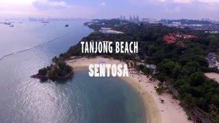 Sentosa Beach Day - Phantom 3
