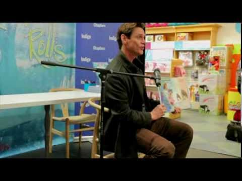 Indigo Exclusive Jim Carrey Reads From How Roland Rolls