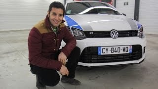 La Volkswagen Polo R WRC essayée par Soheil Ayari