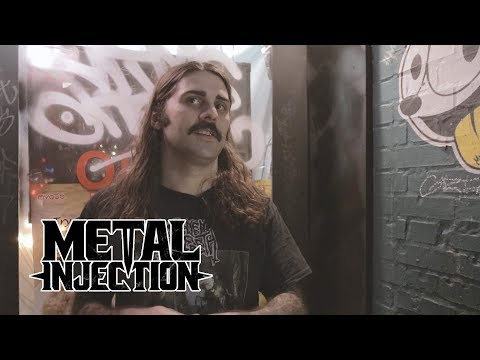 10 Questions With Chase Of GATECREEPER  | Metal Injection