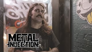 Gambar cover 10 Questions With Chase Of GATECREEPER  | Metal Injection