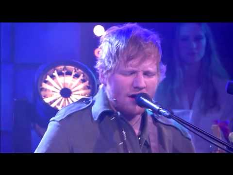 Thumbnail: Ed Sheeran Performs Shape Of You - Live - RTL Late Night - The Netherlands, Amsterdam