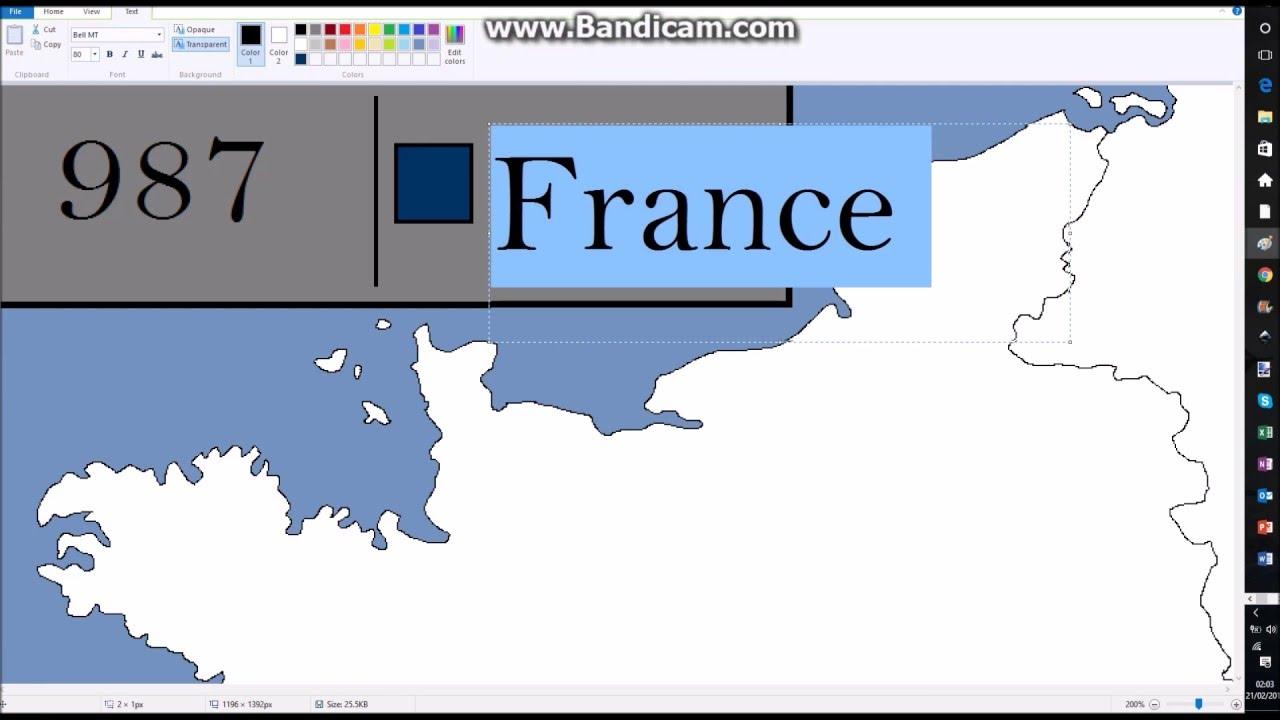 Map France 987.Map France 987 Twitterleesclub