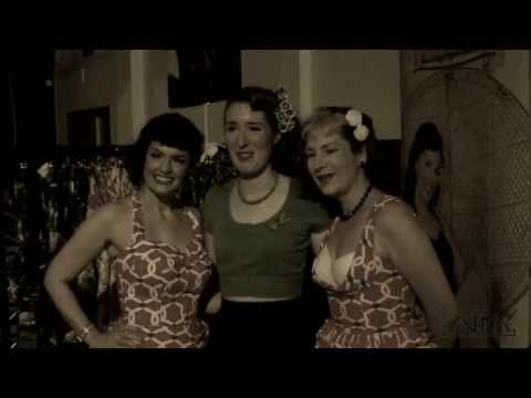 The Vintage Fashion Revue at The Rockabilly Rave