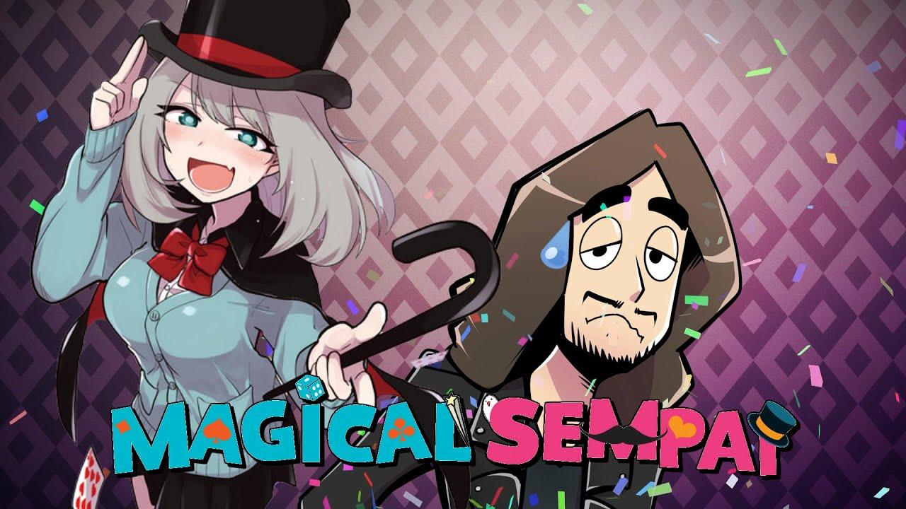 Let S Talk Magical Sempai