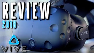 HTC Vive Review: A 2018 Look!