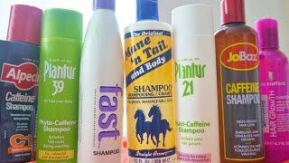 HAIR GROWTH SHAMPOO REVIEW