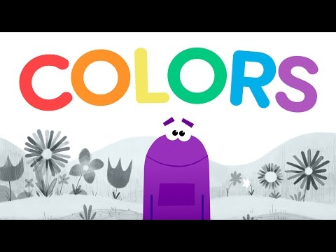 Colors - StoryBots Super Songs Episode 5