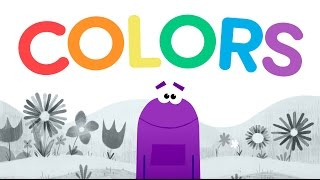 """Colors"" - StoryBots Super Songs Episode 5 