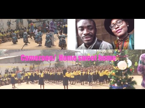 TRAVEL VLOG CAMEROON| home sweet home