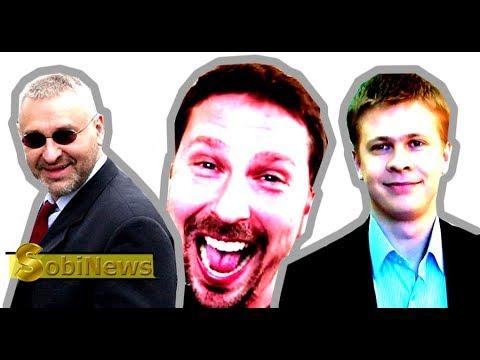 Кто такой Анатолий Шарий? Фейгин и Шапошников - стрим, прямой эфир трансляция на SobiNews