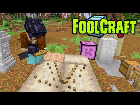 FoolCraft Modded Minecraft :: City Planning With Scar!
