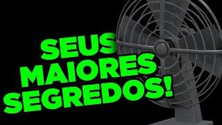 10 SEGREDOS SOBRE O VENTILADOR DE FIVE NIGHTS AT FREDDY
